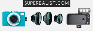 SUPERBALIST - Cameras