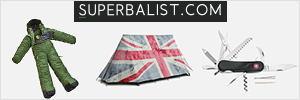 SUPERBALIST - Camping and Outdoors