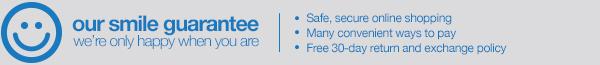 Safe Secure Online Shopping