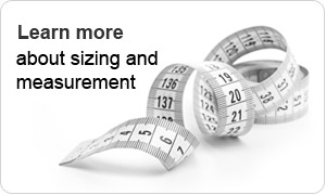 Learn more about sizing