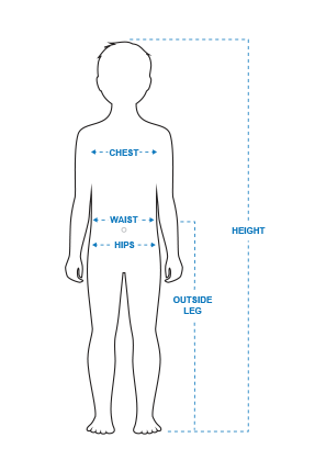 how to determine your clothing sizes