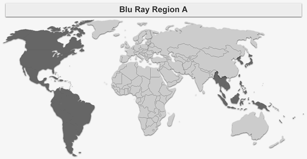 Blu-ray Region A