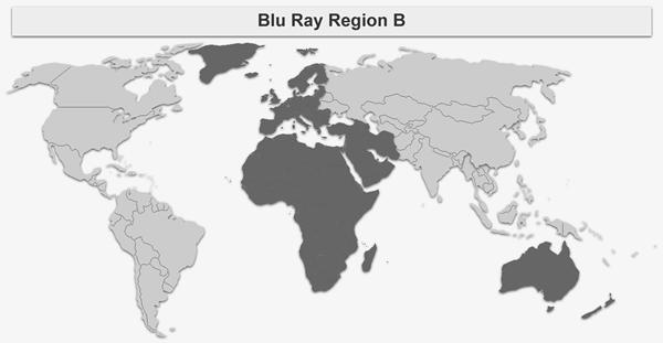 Blu-ray Region B