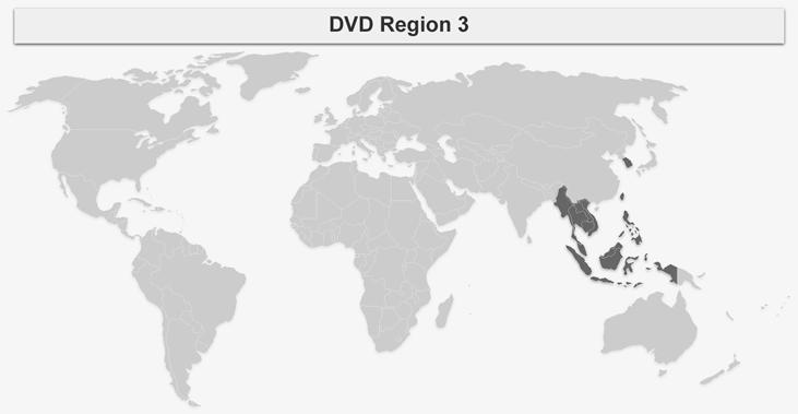 DVD Region 3