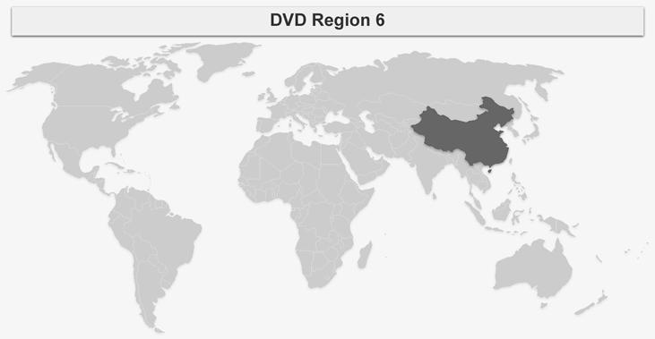 DVD Region 6