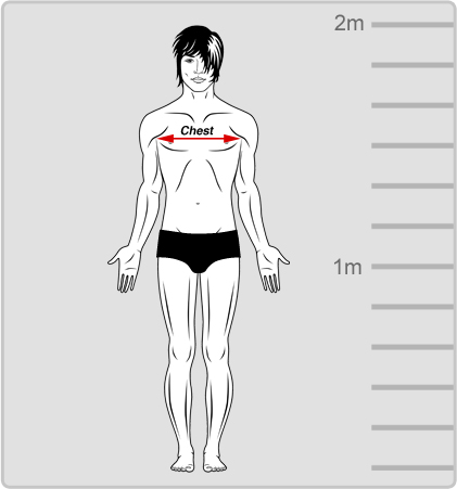 Male Surfing Equipment Size