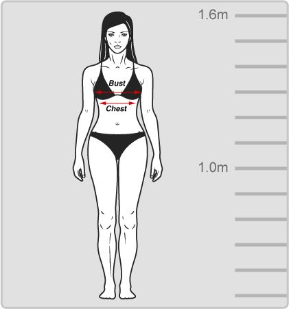 Women Surfing Equipment Size